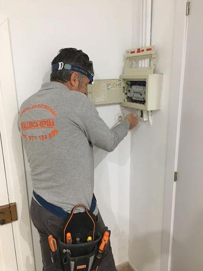 instaladores electricistas mallorca