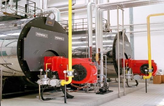 mantenimiento calderas vapor