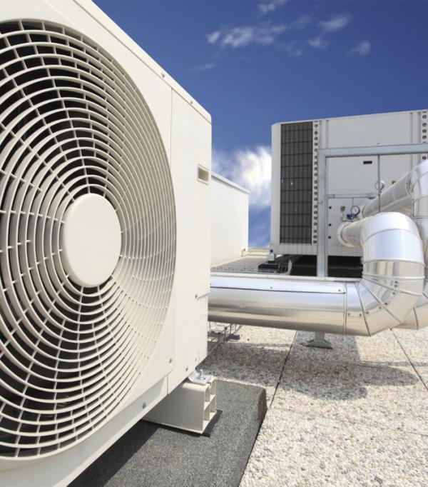 aire acondicionado en azotea Mallorca